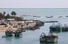 Pamban Bridge, Rameswaram (RossCunningham183) Tags: pambanbridge rameswaram india southindia tamilnadu fisherman boats birds