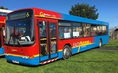 Go Northern 4855 / R855 PRG (TEN6083) Tags: sunderland seaburn renown wright b10ble volvo r855prg 4855 easyaccess nnrg northernnationalrestorationgroup bus nebuses