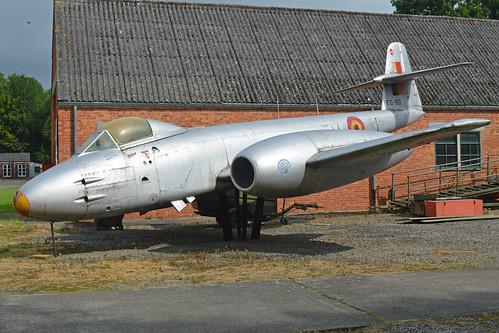 Gloster Meteor F.8 'EG-80 / SV-J' (really EG-79)