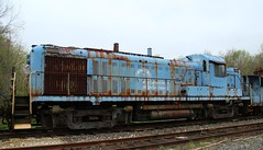 Conrail RS-3M 8481 (kitmasterbloke) Tags: tuckahoe nj usa jersey railroad tourist iutdoor transport diesel locomotive train