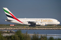 Emirates A6-EUQ Airbus A380-842 (Hamon Victor) Tags: emirates a6euq airbus a380842 aircraft aviation avgeek airplane avion airport spotting spotter airliner canon victor hamon nice nce lfmn plane tarmac 760d a380 a388 ek uae france