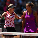 Madison Keys, Bethanie Mattek-Sands