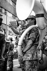 DSCF7190 (靴子) Tags: 黑白 街頭 街拍 樂隊 音樂 演奏 表演 樂器 xt1 fuji bw bnw streetphoto