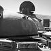 Pentax 645N Ilford HP5+ Afghanistan tank s