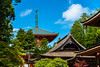 Koyasan, Wakayama Prefecture, Japan (David Ducoin) Tags: asia boudhism japan nature religion roof shinto shrine temple koyasan wakayamaprefecture jp