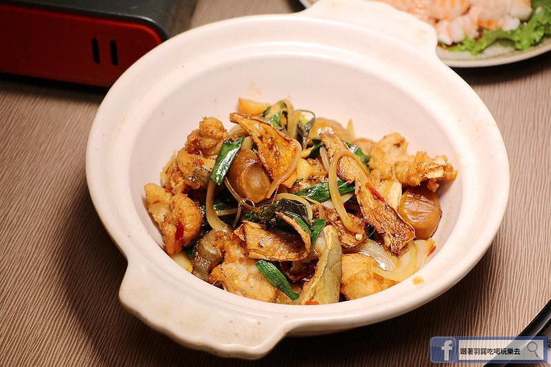 漁聚蚌熱炒海鮮燒烤25