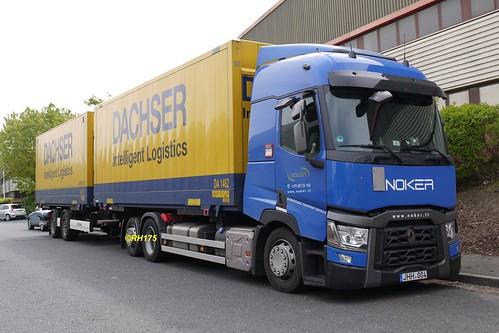 Renault T Truck - Gravesend