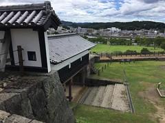 Shirakawa-jou-2 (Stop carbon pollution) Tags: japan 日本 honshuu 本州 touhoku 東北 fukushimaken 福島県 shirakawashi 白河市