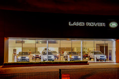 Land Rover Constantia, Johannesburg  {Explore} (Paul Saad) Tags: jaguar johannesburg car cars nikon long exposure dealer landrover rangerover
