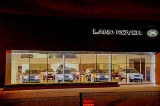 Land Rover Constantia, Johannesburg  {Explore}