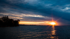 May 9: The day is done (_Matt_T_) Tags: simay2017 smcpfa35mmf20al singlechallenge sunset lakeontario dusk