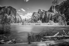 Remembering Ansel Adams at the Yosemite Valley (| ElectricEye |) Tags: yosemite elcapitan yosemitevalley anseladams yosemitenationalpark yosemitemonochrome