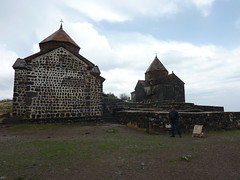 Sevanvank (plutogno) Tags: armenia monastery church lake sevan