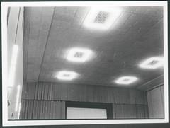 """Archiv M774 """"Vorführraum, Decken- und Notbeleuchtung"""", 1930er (Hans-Michael Tappen) Tags: archivhansmichaeltappen kino technik vorführraum notbeleuchtung deckenbeleuchtung 1930er 1930s kinogeschichte filmgeschichte technikgeschichte elektrik elektrotechnik"""