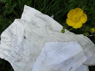 Found paper