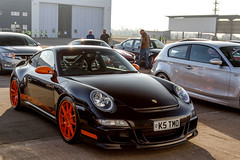 Stand Out Trim (Arran_Photography) Tags: porsche 911 gt3 rs gt3rs autos auto cars car supercar supercars black orange trimg pistonheads astonmartin