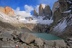 Torres del Paine (YellowSingle 单黄) Tags: patagonia chile antarctica torres del paine torre norte nikon yellowsingle