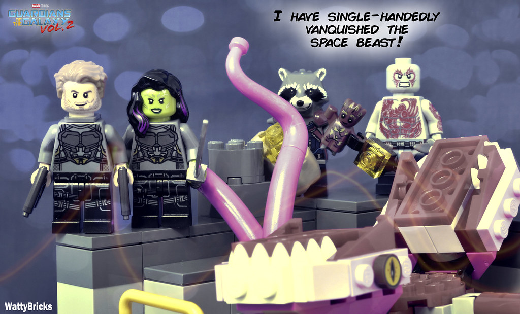 lego marvel gamora - photo #28