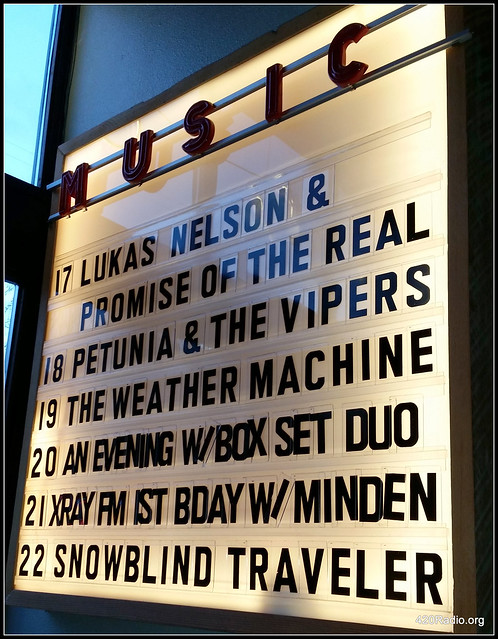 Lukas Nelson & Promise of the Real - Mississippi Studios - Portland, OR - 03/17/15