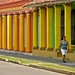 Colourful townhouses [Tlacotalpan / Mexico]