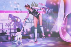 Footloose (kyreneglendevon) Tags: astralia rebu andel reel poses fri friday darling monday kiddo oh rewind event ncore avi avatar blogging bloggers blogger blog blogs maitreya mesh life catwa secondlife second sl 2ndlife people pose