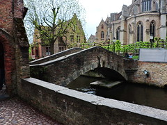 Bonifacius bridge, Bruges by Dimitris Graffin -