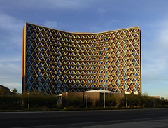 Tempe, AZ Arizona State University - Manzanita Hall (army.arch) Tags: phoenix arizona az arizonastateuniversity midcenturymodern manzanitahall dorm dormitory