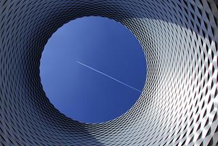 Tunnelblick Messezentrum Basel