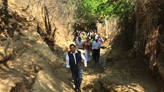 Gobierno de Oaxaca atiende contingencia por lluvias en Teotitlán de Flores Magón Teotitlán de Flores Magón, Oax. 18 de abril de 2017.