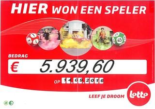 Lotto - €5.939,60