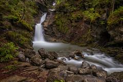 Cascade de Nyon - Morzine (glassonlaurent) Tags: cascade de nyon morzine 74 france haute savoie rivière water waterfalls landscape paysage eau forêt