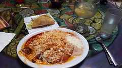 Mother's Day Fare (cjacobs53) Tags: jacobs jacobsusa food mexican enchilada taco margarita alcohol cheese chile rellano 117picturesin2017 scavenger hunt annual yearly