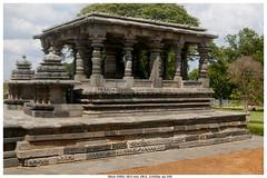 Subordinate (vatsaraj) Tags: halebidu halebeedu temple stonework stonetemple stonearchitecture hoysala hoyasala nikon d300 vatsaraj cvatsaraj