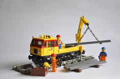 WŻA10 (03) (Mateusz92) Tags: lego moc pkp afol trains wm10 zbudujmy to