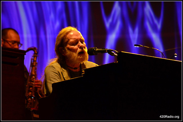 Gregg Allman Band - Waterfront Bluesfest - Portland, OR - 07/05/15