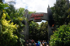 """Universal Studios, Florida: jurassic Park Sign • <a style=""""font-size:0.8em;"""" href=""""http://www.flickr.com/photos/28558260@N04/34741534965/"""" target=""""_blank"""">View on Flickr</a>"""