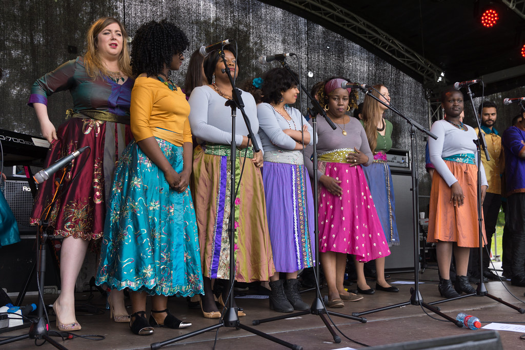 Discovery Gospel Choir At Africa Day 2017 In Dublin [Ireland Leading Multicultural Choir]-128822