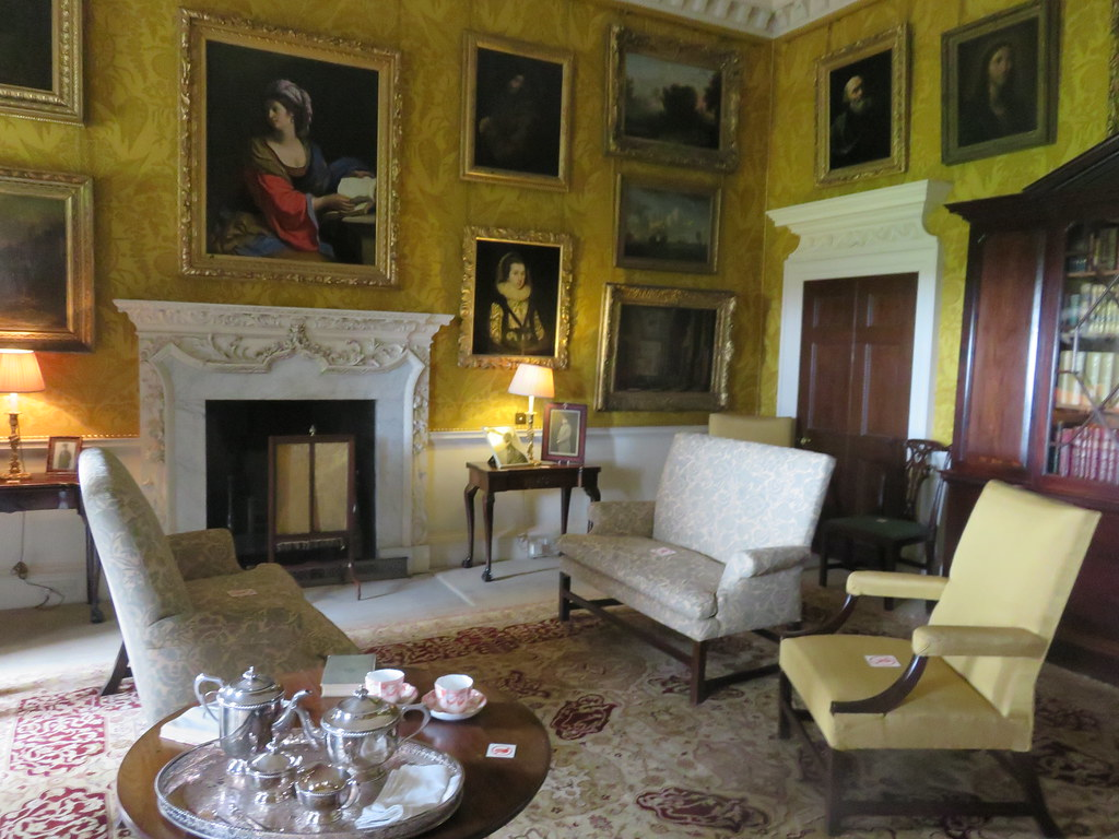 Nostell House B Breakfast Room