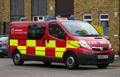 Bedfordshire Fire And Rescue Service (999 Response) Tags: bedfordshire fire and rescue service kn58llf vauxhall luton 2