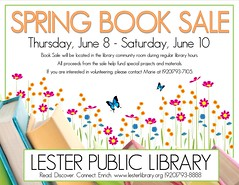Spring Book Sale 17