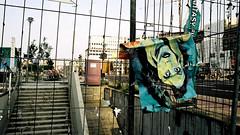 gwb   horror (stoha) Tags: horror zaun plakat grusel splatter berlin berlino berlijn deutschland germany germania stoha soh gwb guessedberlin gwbsurfer321meins leipzigerplatz berlinmitte mitte