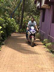 #GoaDairies #Byke #cbr250 #chiranjeevi #Jetty #ChiranjeeviJetty #WithCJ #NimmaCJ #loveuzindagi #frankfurt #lovelife #Goa #ride #beach #Honda (Chiranjeevi Jetty) Tags: honda goadairies byke cbr250 chiranjeevi jetty chiranjeevijetty withcj nimmacj loveuzindagi frankfurt lovelife goa ride beach