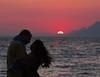 Romance by the sea..
