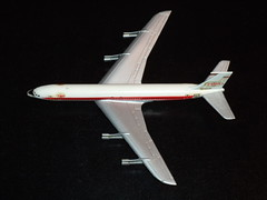 Trans-World Airlines (TWA) Boeing 707 (Sentinel28a1) Tags: transworldairlines transworld twa airliner toy boeing 707