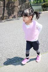 2017-04-30-10h12m55 (LittleBunny Chiu) Tags: 皇居外苑 腳踏車 騎腳踏車 日本 東京 日本旅行 去日本旅行 東京台場 台場 人工沙灘 御台場海濱公園