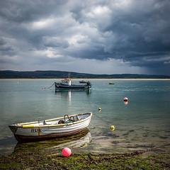Storm over the Dyfi estaury (babs pix) Tags: aberdyfigwynedd aberdovey aberdoveyharbour boats westwales wales gwynedd snowdonia snowdoniamountainsandcoast stormclouds stormapproaching dyfiestuary