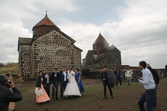Sevanvank (plutogno) Tags: armenia monastery church lake sevan mariage marriage
