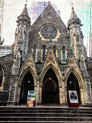 Church, Montreal, Quebec, Canada (M&M_Photography) Tags: church montreal quebec building architecture canada city picture photo travel tourism followme religion