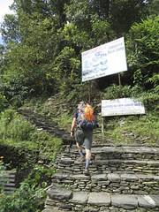 Annapurna Base Camp Trek (onokara) Tags: annapurna annapurnabasecamp trekking hiking himalayas nepal