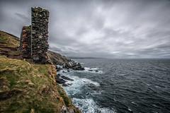 Fast Castle ruins (gallowaydavid) Tags: fastcastle castle scotland coast berwickshire ruins torness